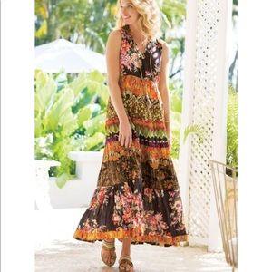 Soft Surroundings-Eden Maxi Dress